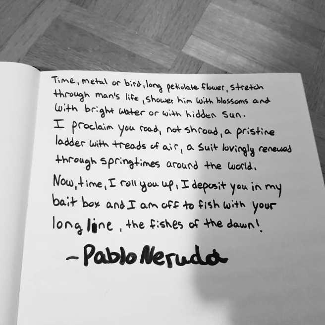 Pablo neruda-ode to age P2