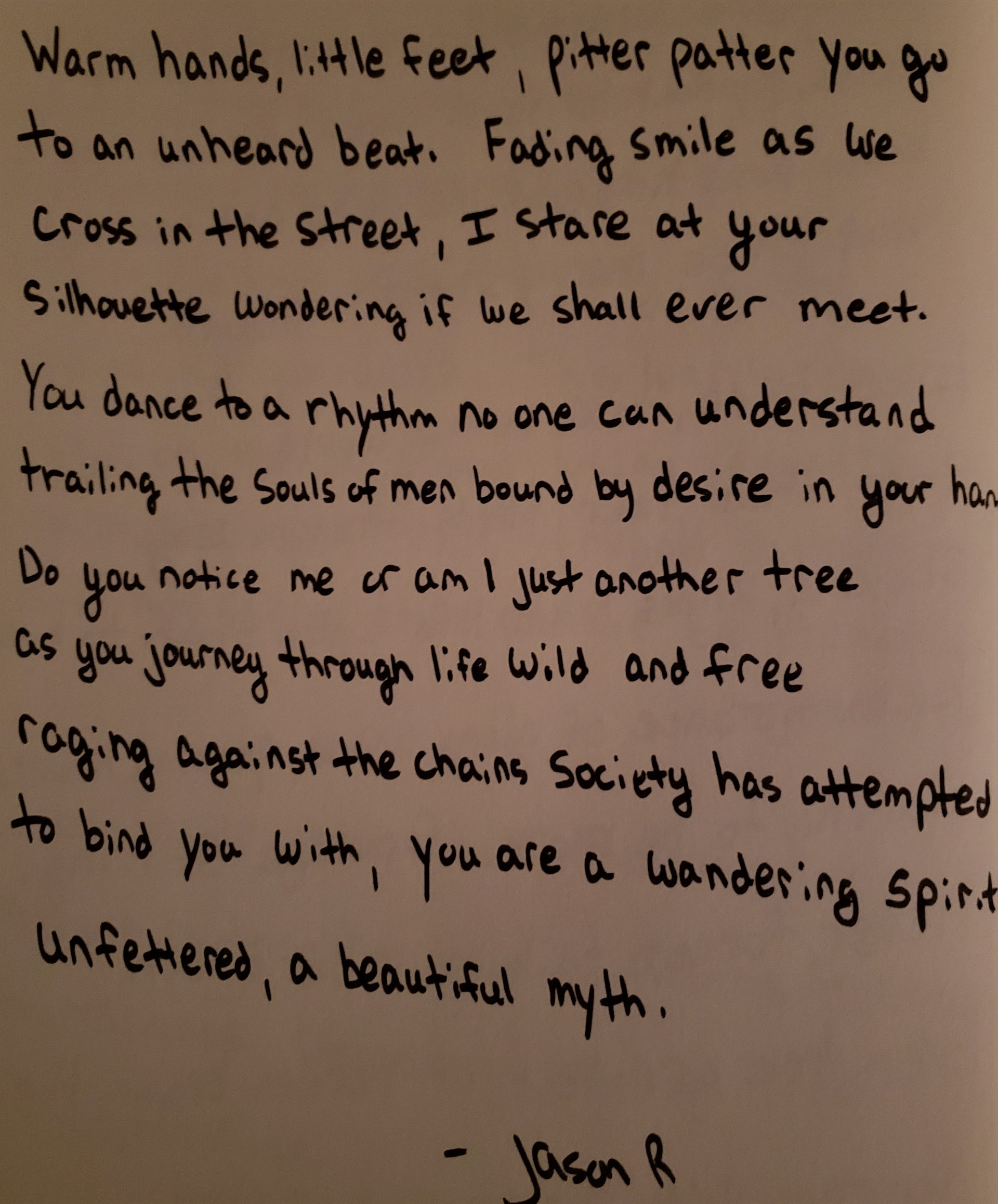 Beautiful myth